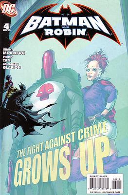 Batman and Robin Vol. 1 (2009-2011) #4