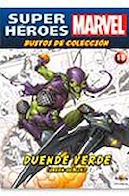 Super Héroes Marvel. Bustos de Colección #18