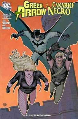 Green Arrow y Canario Negro (Vol.1) (Grapa 64-48 pp) #5