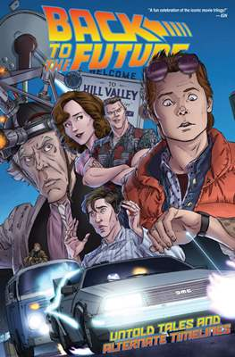 Back to the Future (Softcover) #1