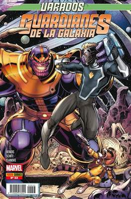Guardianes de la Galaxia (2013-) (Grapa) #53