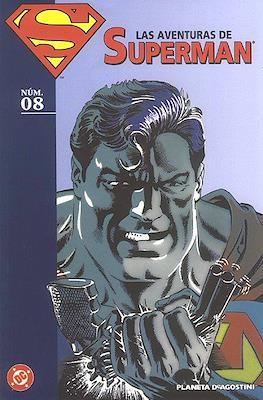 Las aventuras de Superman (2006-2007) #8