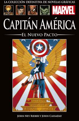 La Colección Definitiva de Novelas Gráficas Marvel #14