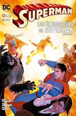 Superman. Nuevo Universo DC / Renacimiento (Grapa) #55