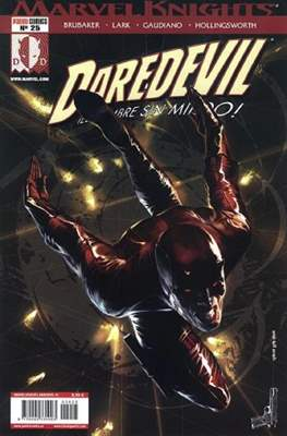 Daredevil. Marvel Knights. Vol. 2 (Grapa) #25