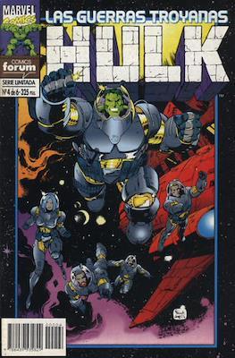 Hulk: Las guerras troyanas (Grapa 48 pp) #4