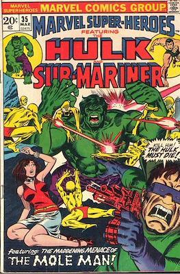 Marvel Super-Heroes (Grapa) #35