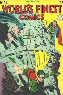 World's Finest Comics (1941-1986) (Comic Book) #16