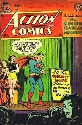 Action Comics Vol. 1 (1938-2011; 2016-) (Comic Book) #174