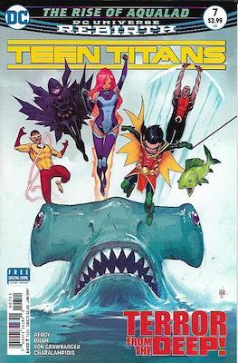 Teen Titans Vol. 6 (2016-2020) #7