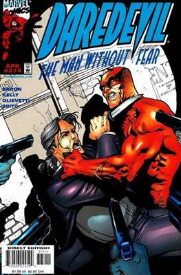 Daredevil Vol. 1 (1964-1998) (Comic Book) #374