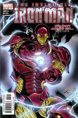 Iron Man Vol. 3 (1998-2004) (Comic Book) #62 (407)