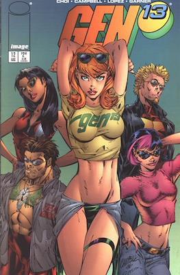 Gen 13 (1997-2002) (Comic Book) #12