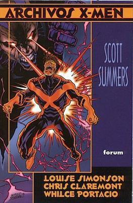 Archivos X-Men (1995-1998) (Rústica 96-256 pp) #4