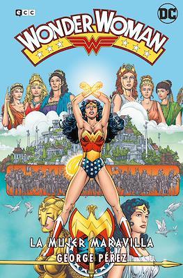Wonder Woman de George Pérez: La Mujer Maravilla – La saga completa (Cartoné 672 pp) #1