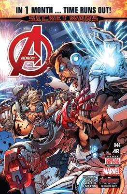 Avengers Vol. 5 (2013-2015) (Comic Book) #44