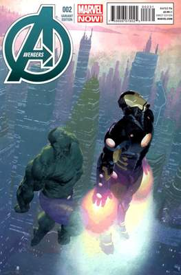 Avengers Vol. 5 (2013-2015 Variant Covers) #2