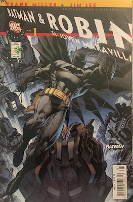 Batman & Robin, el joven maravilla (Grapa) #1