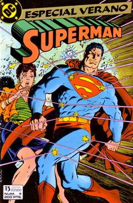 Superman Especial Vol. 2 (Grapa 64 pp) #4