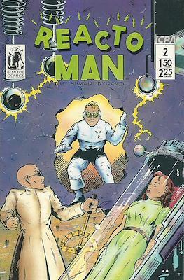 Reacto Man (Comic Book 32 pp) #2