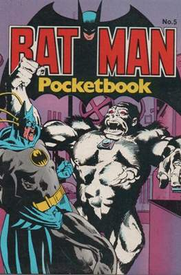 Batman Pocketbook #5