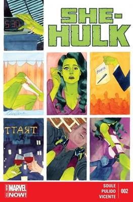 She-Hulk (2014-2015) (Digital) #2