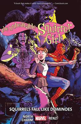 The Unbeatable Squirrel Girl (Digital collected) #9
