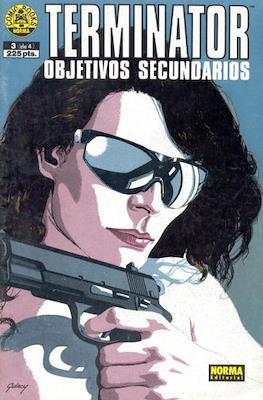 Terminator: Objetivos secundarios. Línea Cómics Books Norma #3