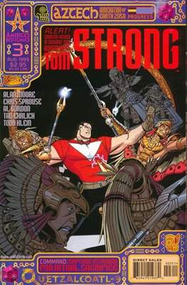 Tom Strong (Comic Book) #3