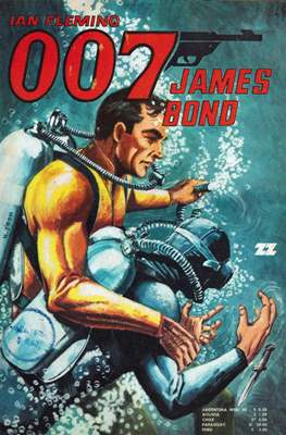 007 James Bond (Grapa) #44