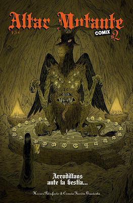 Altar Mutante (Fanzine) #2
