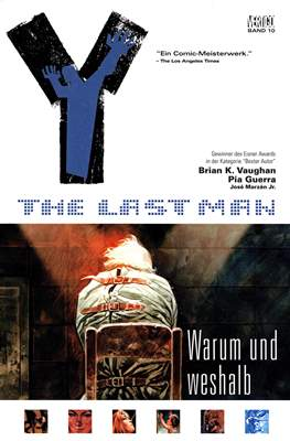 Y: The Last Man (Softcover) #10