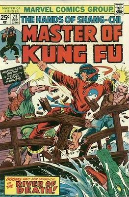 Master of Kung Fu #23