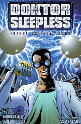 Doktor Sleepless (Comic-book) #1