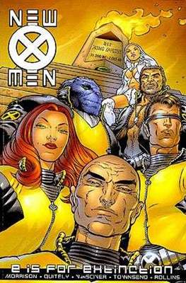 New X-Men Vol 1 (Softcover) #1