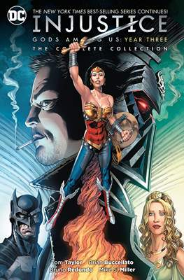 Injustice: Gods Among Us - The Complete Collection (Digital Collected) #3