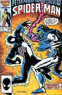 The Spectacular Spider-Man Vol. 1 (Comic Book) #122