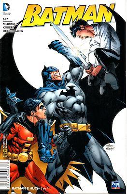 Batman e Hijo (Grapas) #3