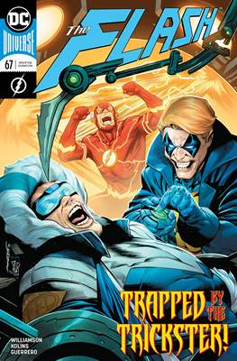 The Flash Vol. 5 (2016-2020) (Comic Book) #67