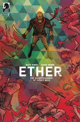 Ether: The Disappearance of Violet Bell (Comic Book) #1