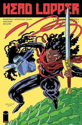 Head Lopper (Comic-book) #12