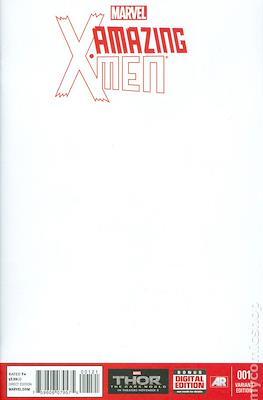 Amazing X-Men Vol. 2 (Variant Covers) #1.5