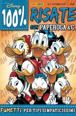 Disney 100% (Brossurato) #4