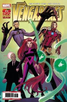 Los Vengadores Vol. 4 (2011-) (Grapa) #8