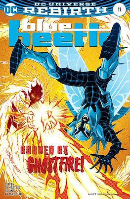 Blue Beetle Vol. 10 (Grapa) #11