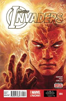 All-New Invaders (2014) #4
