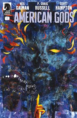 American Gods (Variant Cover) #8.1