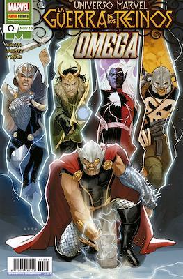 Universo Marvel: La Guerra de los Reinos. Omega