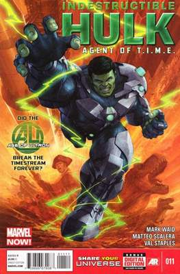 Indestructible Hulk (Comic Book) #11