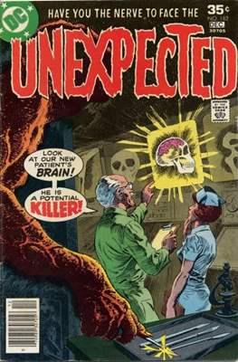 The Unexpected (Grapa) #182